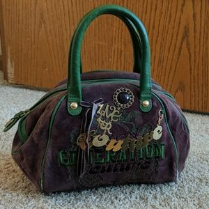 Authentic Mini Juicy Couture Purse